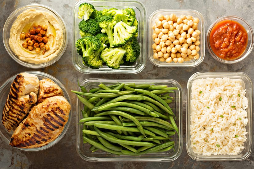 Get Started with Healthy Meal Prep